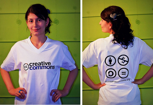 :: Esta es la primera camiseta de Creative Commons Colombia ::