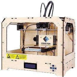 FLASHFORGE フラッシュフォージ 3Dプリンター CREATOR クリエイター デュアルヘッド 日本正規代理店
