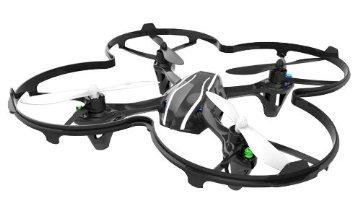 電動マイクロクアッドコプター HABSAN X4 LED レディセット