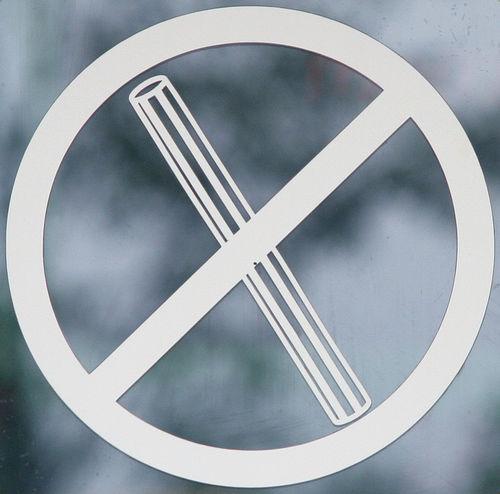 No Straws (Squared Circle)
