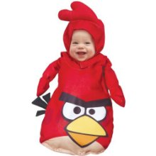 Angry Birds アングリーバード Bunting Infant Costume 衣装 by Paper Magic [並行輸入品]