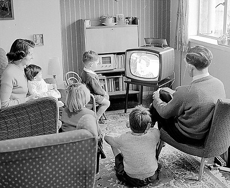 TV Shows We Used To Watch - Christmas 1959